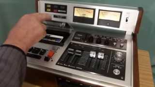 Hitachi D 4500, LoD D 4500 Cassette Deck.