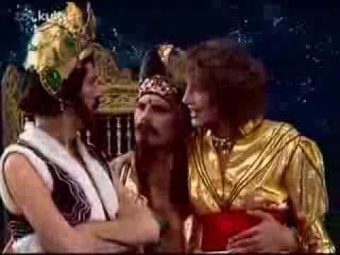 Dschinghis Khan und Ilja Richter   Kasatschok   Disco   1980