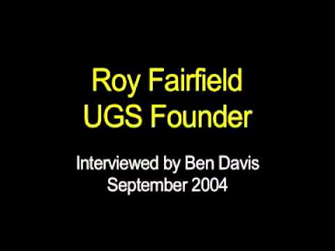 Roy Fairfield Interviewed by Ben Davis
