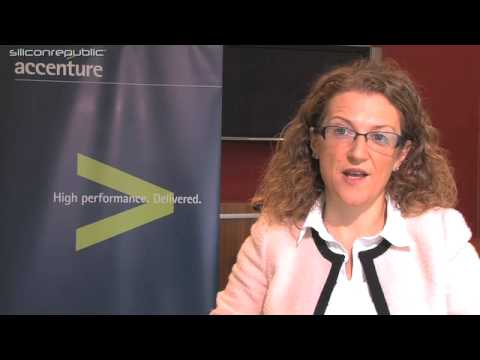 A Look Inside Accenture, with Hilary O'Meara