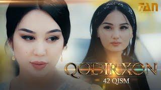 Qodirxon (milliy serial 42-qism) | Кодирхон (миллий сериал 42-кисм)