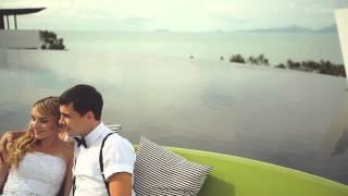 СВАДЬБА В ТАИЛАНДЕ(23 октября 2013 года. Свадебная церемония Алексея и Натальи на островах Таиланда. Организация: агентство WedTour.ru..., 2013-11-06T12:38:45.000Z)