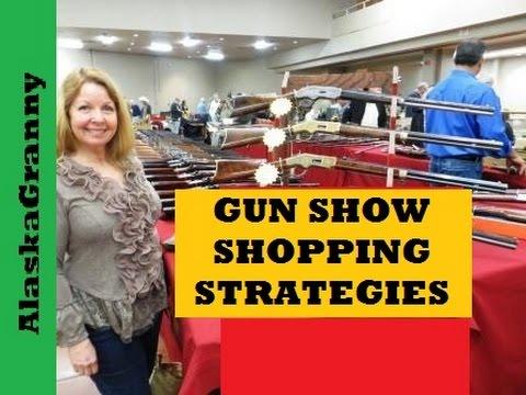 Gun Show Shopping Strategies- Tips To Buying A Gun At A Gun Show
