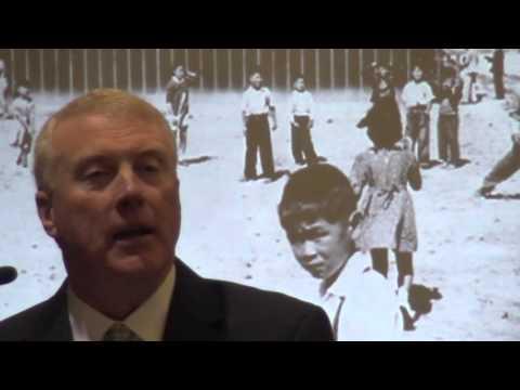 Timothy Gay (2016) Robert H. Jackson Speech