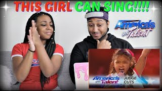 angelica hale 9 year old earns golden buzzer on americas got talent reaction