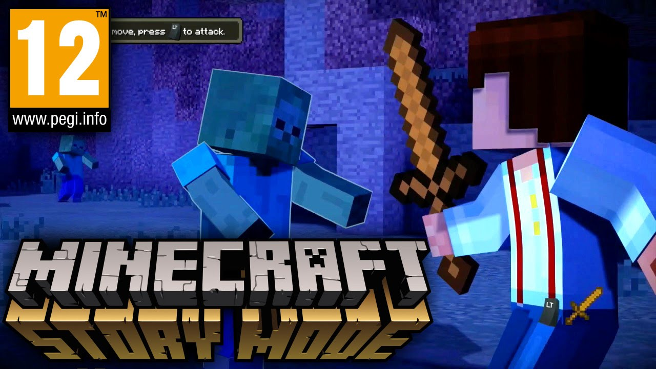 7 Things Parents Should Know About Minecraft Story Mode