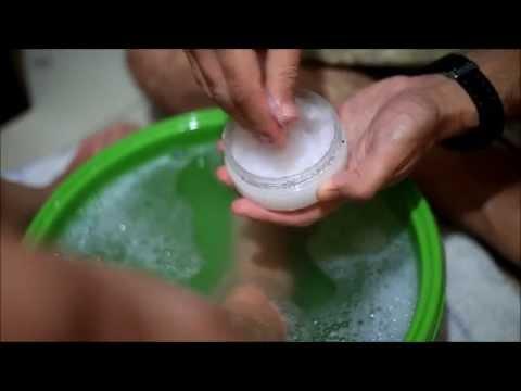 ASMR POV #1 | Foot Bath | Peeling | Pedicure | massage |