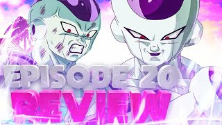 Dragon Ball Super Episode 20 Review~Frieza's Army Approaches!
