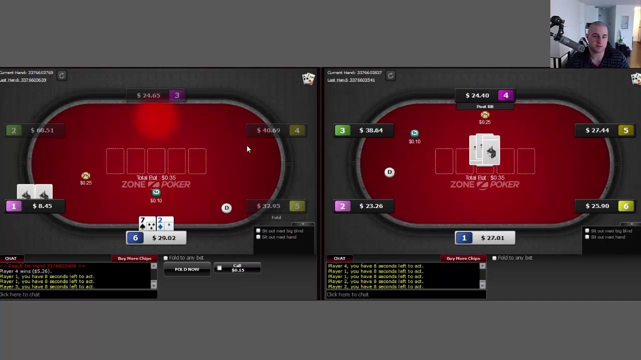 Zone Poker