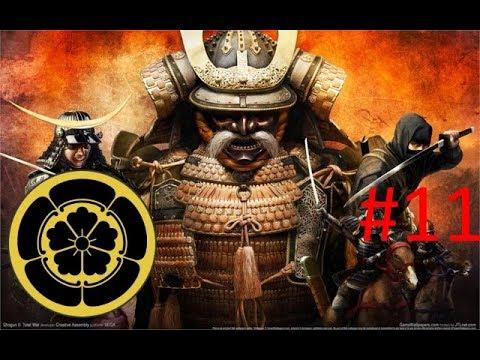 Oda Campaign Shogun 2 Total War #11