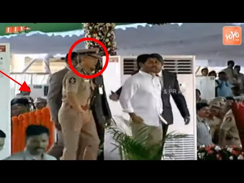 AP CM YS Jagan Entry | 73rd Independence Day Celebrations Live | Vijayawada | YOYO TV Channel