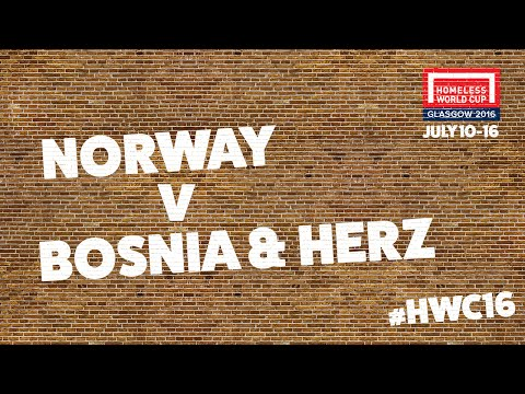 Norway v Bosnia & Herzegovina | Group A #HWC2016