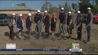 Covey Cottages tiny homes breaks ground