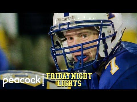 Matt Saracen's Risky 4th Down Play | Friday Night Lights