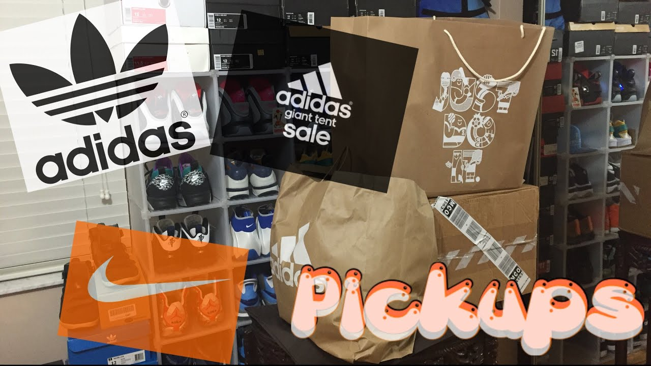 Adidas Tent sale | Nike.com | Adidas outlet | Nike Clearance outlet |  Pickups - YouTube
