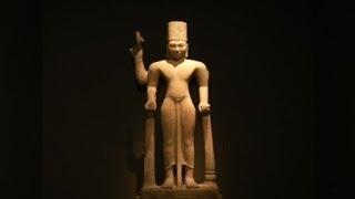 Patung Kuno Myanmar Dipamerkan di New York