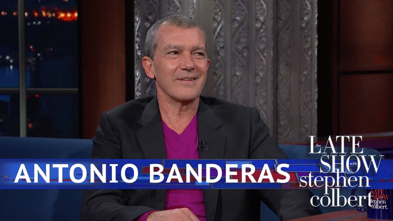 Antonio Banderas will be removed from Stephen Soderberga 01/29/2010 37