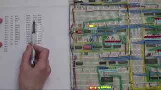 Programming Fibonacci on a breadboard computer