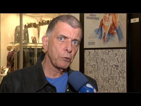 """Jorge Fernando volta à TV após AVC: """"Estou 100%"""""""