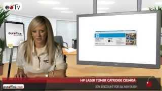 HP Laser Toner Catridge CB540A