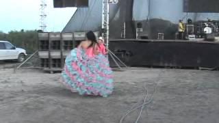 ASI SE BAILA en El Llano del Carmen, Villa Hidalgo, S.L.P. CHEQUEN SEG. 49 XV de Monce 14 Julio 2015
