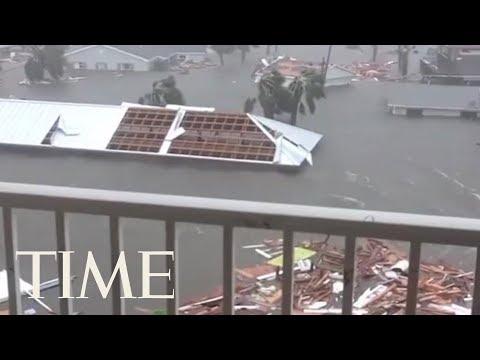 Hurricane Michael Devastates Mexico Beach, Florida | TIME