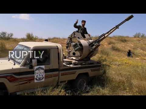 Libya: GNA forces hold positions against LNA in al-Azizyah