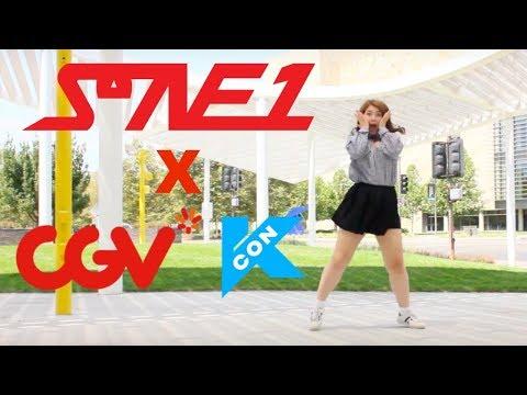 #CGVKCONTEST17 Choreography by SoNE1
