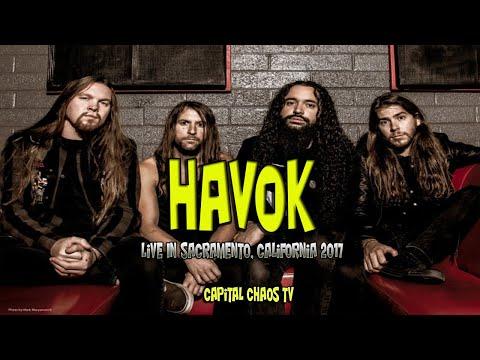 Havok full set LIVE in Sacramento, California 03/17/17