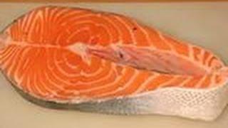 КАК ПОСОЛИТЬ ФОРЕЛЬ или СЕМГУ(Всем привет! Существует множество способов посола рыбы , как сухим, так и мокрым способом. Этот вариант ---..., 2015-11-23T18:29:16.000Z)