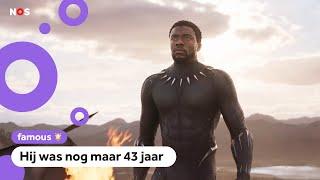 Black Panther-acteur Chadwick Boseman overleden