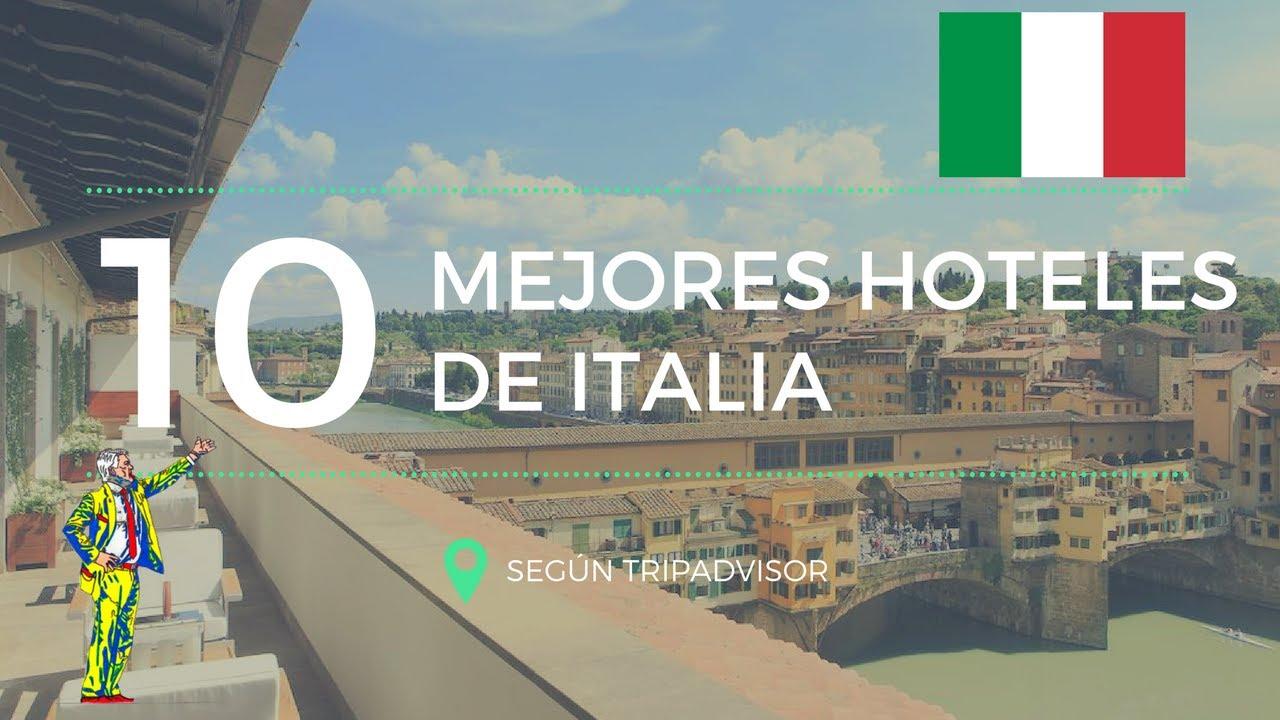 Los 10 mejores hoteles de italia en 2017 seg n tripadvisor for Hoteles familiares en roma