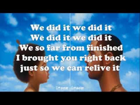 Drake - 305 to my City ft. Detail | Nothing was the Same (Lyrics)