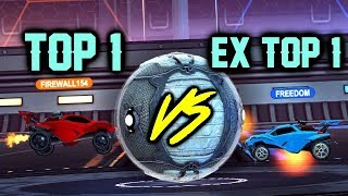 Firewall154 (Top1 BR) vs Freedom (Ex-Top1 BR) - 1v1 contra Pro's #4
