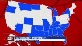Dozens of states join succession cry