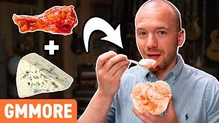 Hot Wings Ice Cream Taste Test ft. Sean Evans