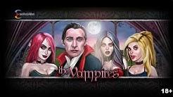 The Vampires Slot Machine Game Bonuses - Endorphina