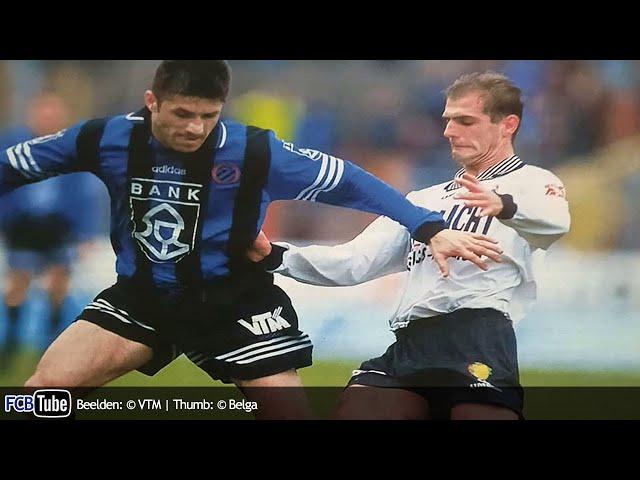 1996-1997 - Jupiler Pro League - 24. Club Brugge - Sporting Lokeren 8-2