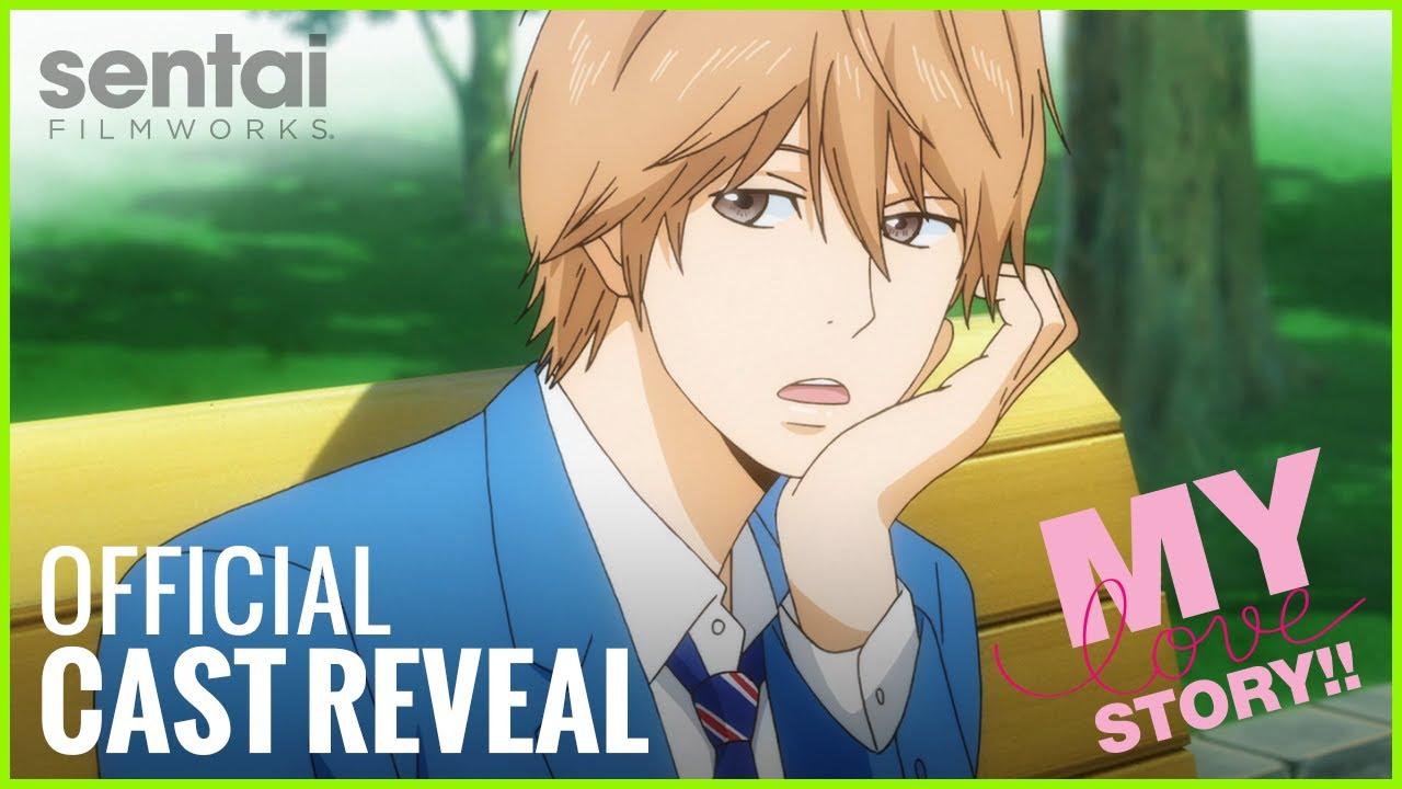 My Love Story!! Cast Reveal: Makoto Sunakawa