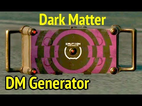 Dark Matter Generator in Metal Gear Solid V: Phantom Pain (DM GENERATOR in MGS5)