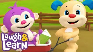 Laugh & Learn™ - Wagon Song Learning Shapes | Kids Songs | Nursery Rhymes | Kids Learning
