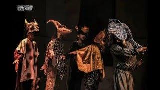 فرقة أنوار الخشبة -تيارت- ملخص الفرقة و مسرحية مملكة الفيل