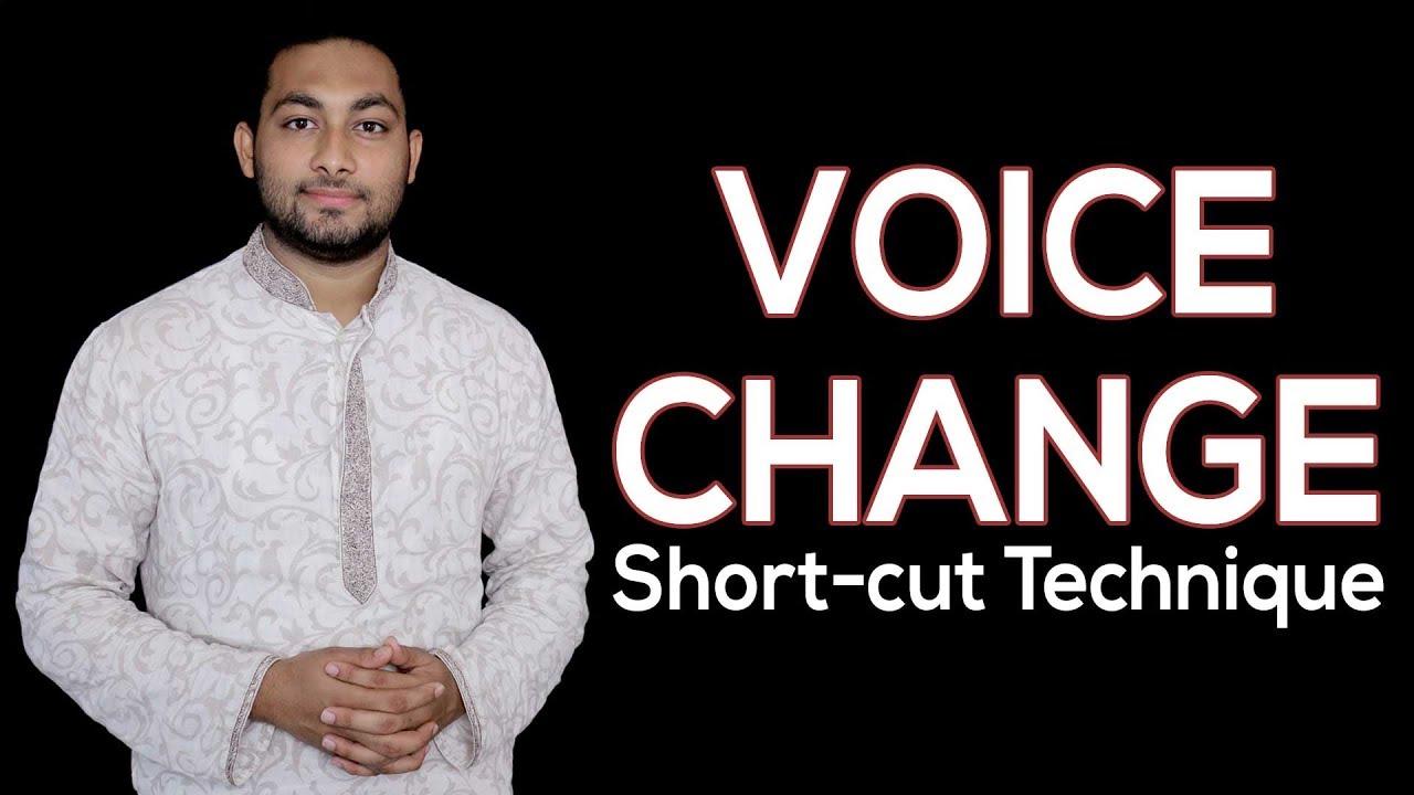 Download Voice Change in Short-cut | English | Nirob Mahmud | Classroom