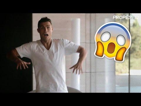 Криштиану Роналду - Самые забавный рекламы 2016