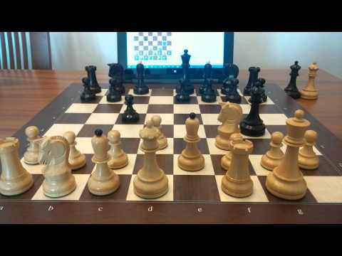 DGT chess board against Shredder