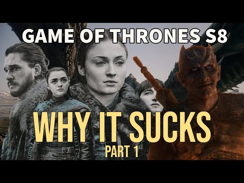 Game Of Thrones Season 8 Review - Part 1