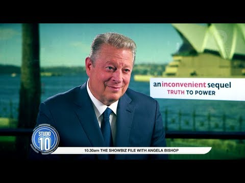 Al Gore: An Inconvenient Sequel Truth To Power | Studio 10