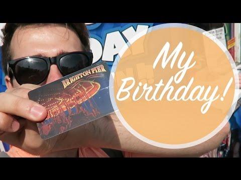 Birthday in Brighton Vlog | 2016 | Adam Hattan