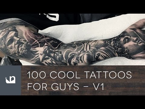 100 Cool Tattoos For Guys