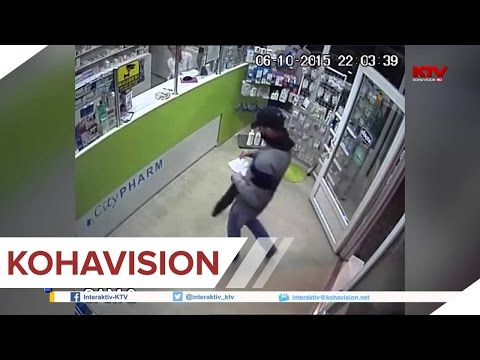 INTERAKTIV- TENTIM VJEDHJA NE NJE BARNATORE NE PRIZREN 06.10.2015